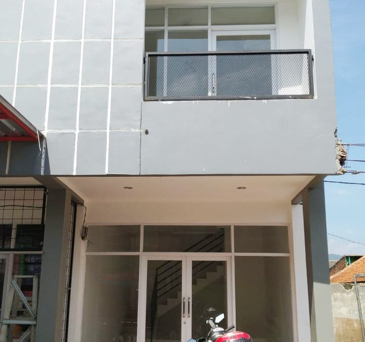 Dijual Cepat Ruko Bandung Timur B1-11, Area Main Road, Dekat Telkom dan Tol Buah Batu