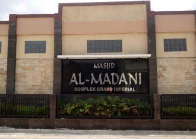 komplek masjid GIC Cikoneng