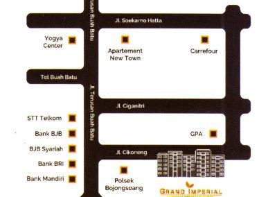 peta GIC Cikoneng finish